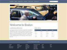 Design: Boston - Variante: Taxi