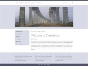 Design: Greensboro - Variante: Bridge